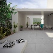 Outdoors Tiling