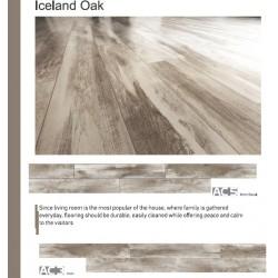 Laminate floor Iceland Oak