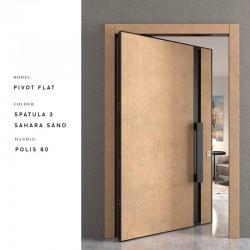 Security Door Pivot Flat